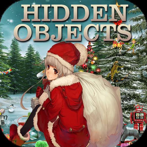 Winter Christmas Hidden Object