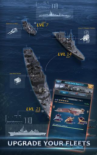Battle Warship: Naval Empire  screenshots 11
