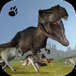 Dinosaur Chase Simulator 2 Icon