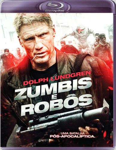 Filme Poster Zumbis e Robôs BDRip XviD Dual Audio & RMVB Dublado