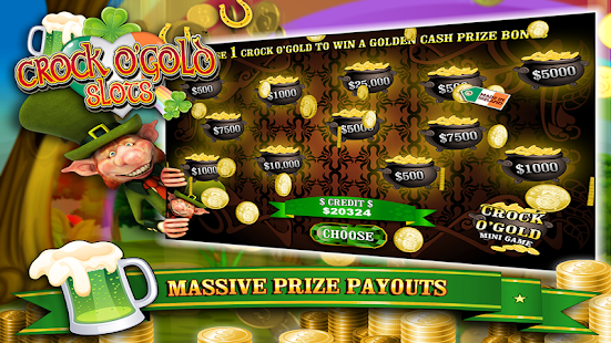 Crock O'Gold Slots FREE 2016- screenshot thumbnail