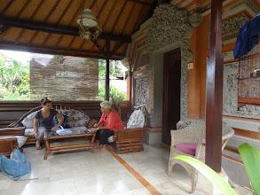 Photo: 2 - UBUD l'hôtel de Frédérique le Mumbul Hotel