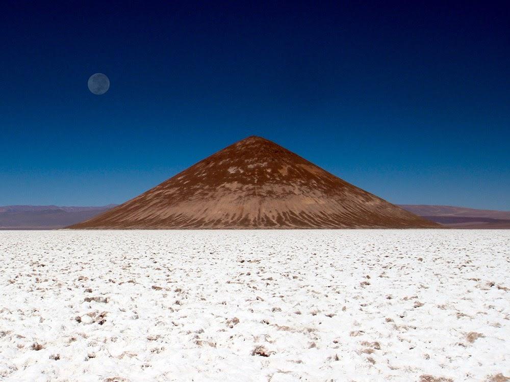 Cono de Arita, a pirâmide enigmática