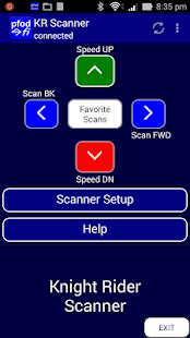 pfodAppV2 BT,BLE,Wifi,SMS- screenshot thumbnail