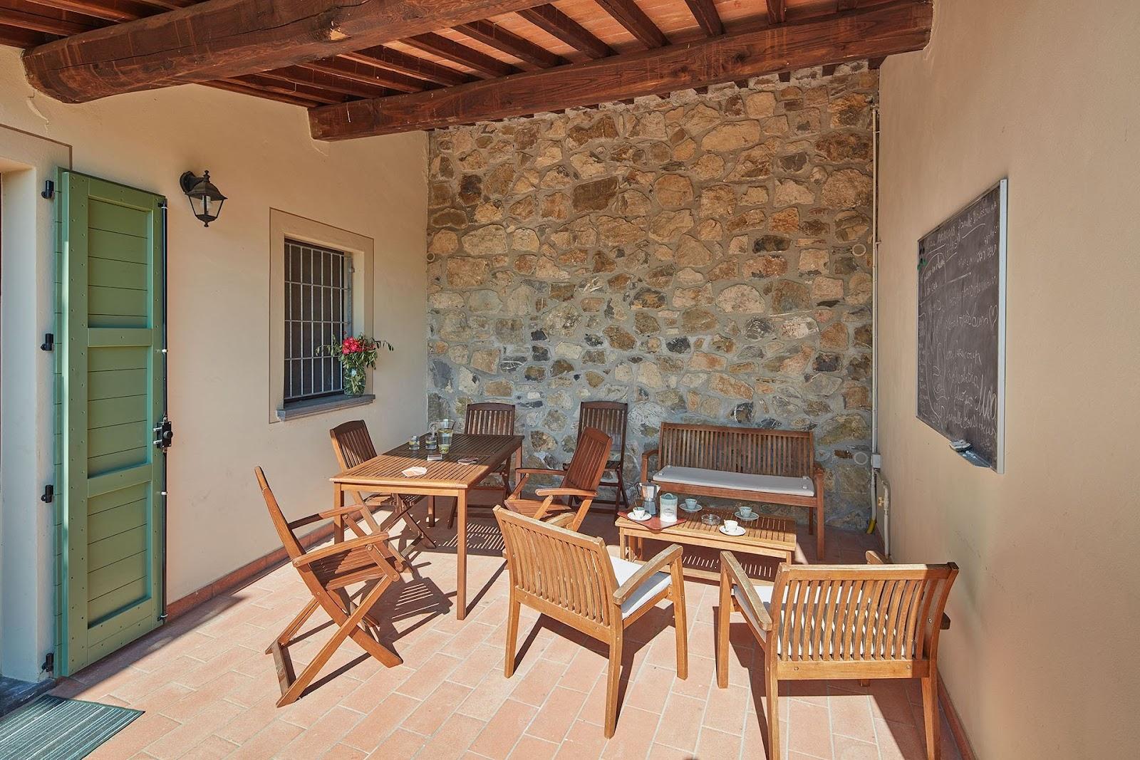 Ferienhaus Corte Paradiso (2570342), Monsummano Terme, Pistoia, Toskana, Italien, Bild 6