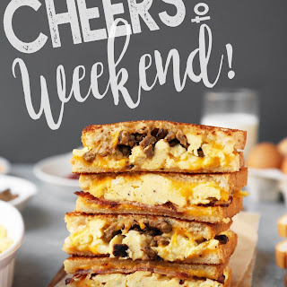 Breakfast Grilled Cheese Recipes