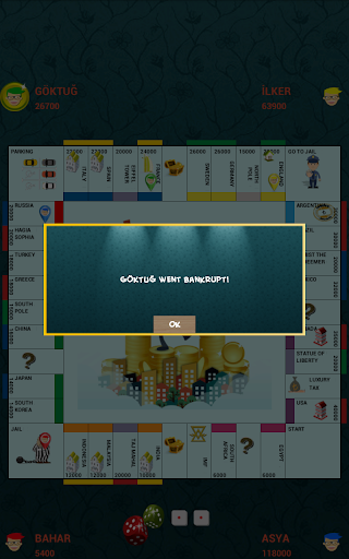Monger-Free Business Dice Board Game apktram screenshots 13
