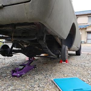 サニートラック  ロングボディーのサスペンションのカスタム事例画像 ゆ~じさんの2019年01月12日21:37の投稿
