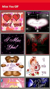 Download Miss You GIF for Windows Phone apk screenshot 2