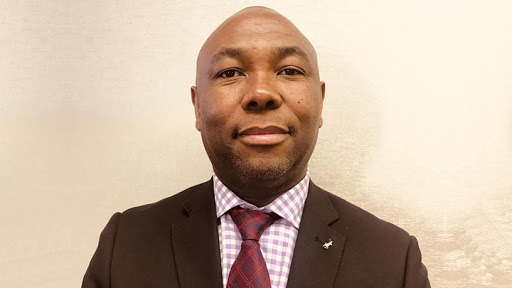 Omega Shelembe, deputy director-general of the Department of Communications and Digital Technologies.