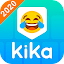 Kika Keyboard 2020 - Emoji Keyboard, Stickers, GIF