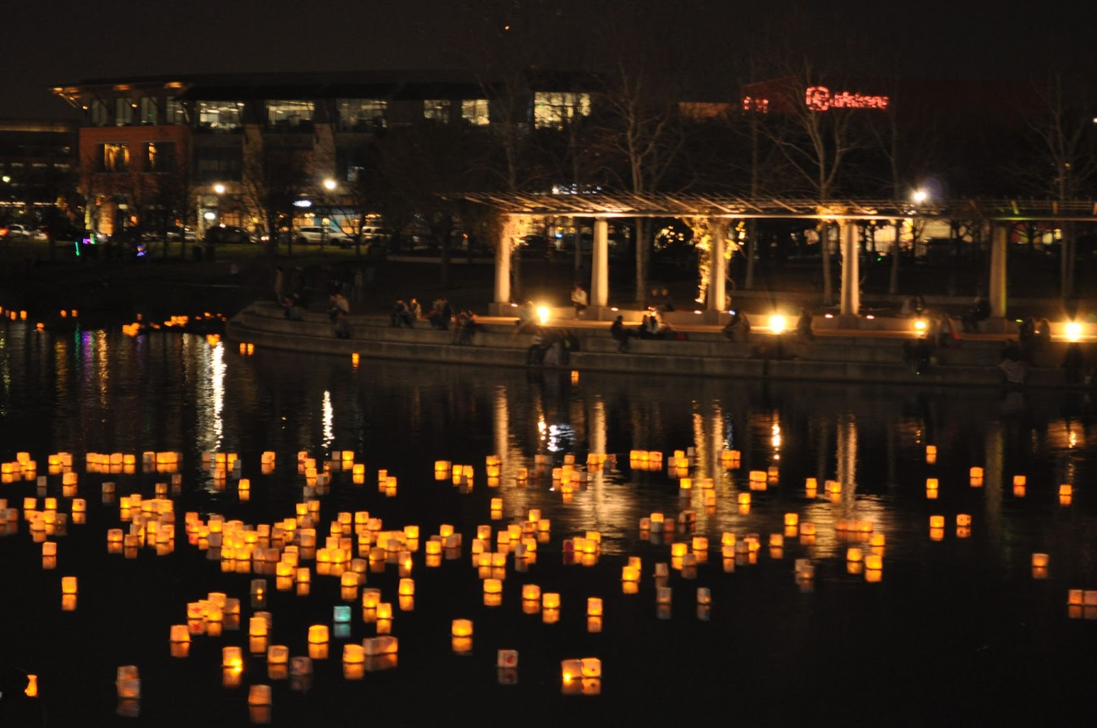 Mueller's Lantern Festival | Mueller Lake Park