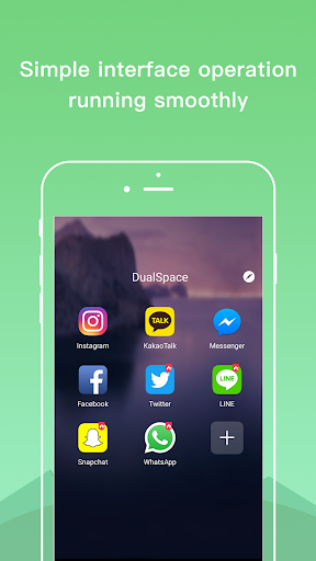 Dual Space Lite - Multiple Accounts & Clone App 1.3.4 screenshots 1