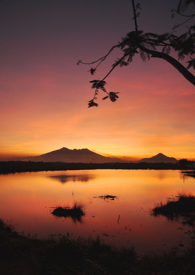 My Little Lake by Safril Susanto - Landscapes Mountains & Hills