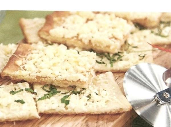 Flat Bread Pizza Recipe