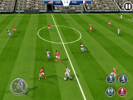 Play Soccer Cup 2020: Football League apkmr screenshots 9
