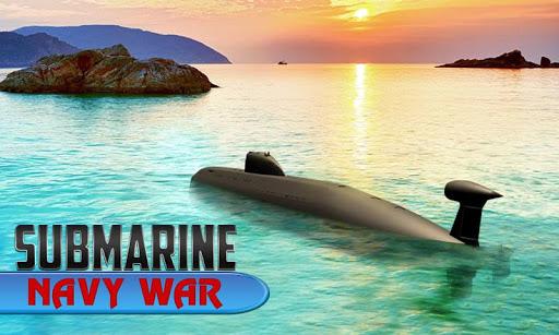 海軍戦争ロシア海底 3D