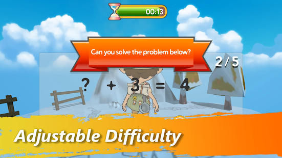 Math Adventure Island Lite Screenshot