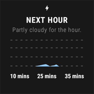Weather Timeline - Forecast- screenshot