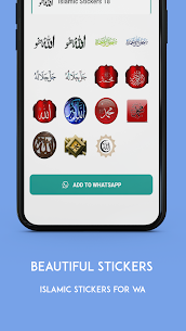 Islamic Stickers for Whatsapp: WA Sticker App Download For Android 6
