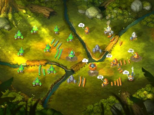 Mushroom Wars 2: Heroischer TD APK MOD screenshots 2