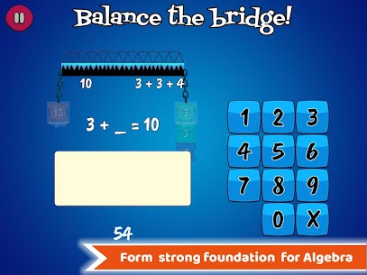 Math Balance : Learning Games For Kids Grade 1 – 5 8