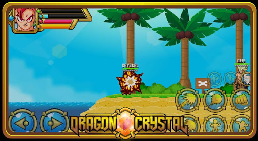 Dragon Crystal - Arena Online