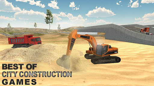 Heavy Excavator Simulator PRO  screenshots 8