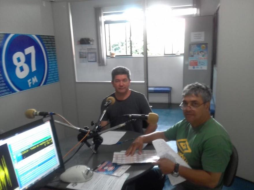 Jucemar Conde Jesus e Donacio Silva