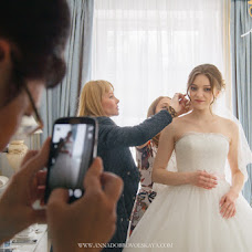 Wedding photographer Anna Dobrovolskaya (LightAndAir). Photo of 30.06.2015