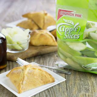 Apple Cheesecake Bundles Recipe