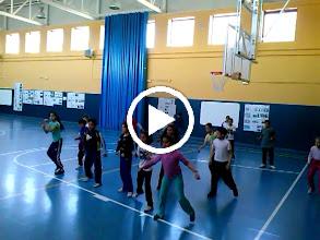 Video: Aerobic básico con alumnos de 4º A de Primaria.