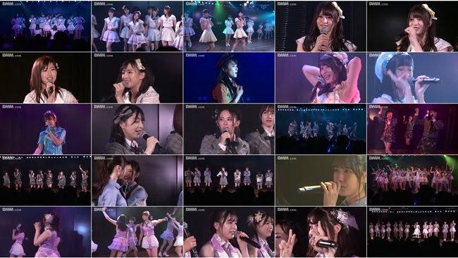 190623 (1080p) AKB48 チーム8 湯浅順司「その雫は、未来へと繋がる虹になる。」公演 行天優莉奈 生誕祭 DMM HD