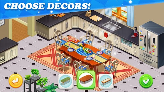Dream Home Match Mod Apk (Unlimited Money and stars) 2