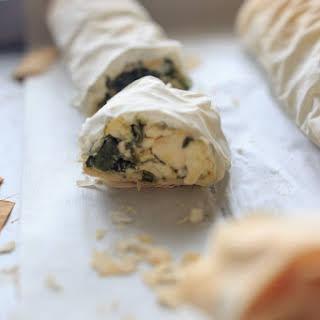 Spinach Cream Cheese Phyllo Dough Recipes.