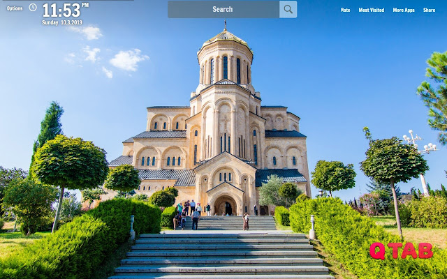 Tbilisi New Tab Tbilisi Wallpapers