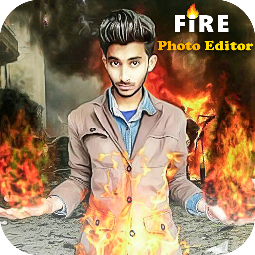 Fire Photo Editor