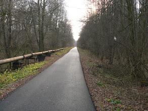 Photo: Cyklotrasa č. 59 mezi Vratimovem a Paskovem.