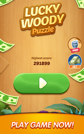 Lucky Woody Puzzle screenshot 9