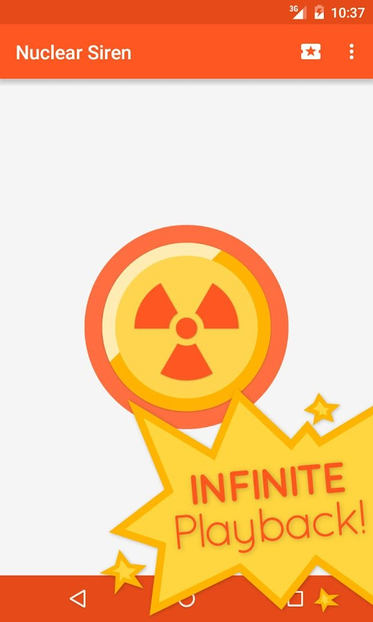 Nuclear Siren Panic Alarm Android Apps On Google Play