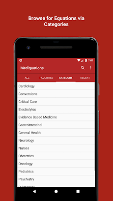 Mediquations Medical Calculatorのおすすめ画像2