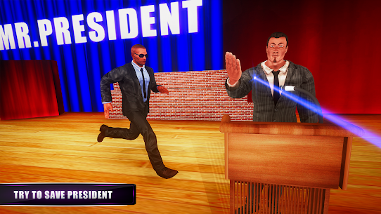 Bodyguard – Protect The President 2019 – Latest MOD Updated 1