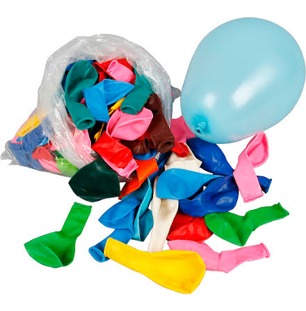 Ballonger runda 100/fp