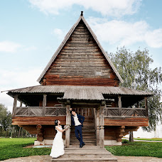 Wedding photographer Sergey Marakin (europh). Photo of 17.09.2016