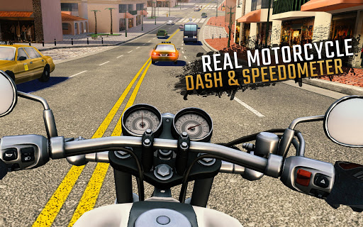 Moto Rider GO: Highway Traffic  screenshots 16