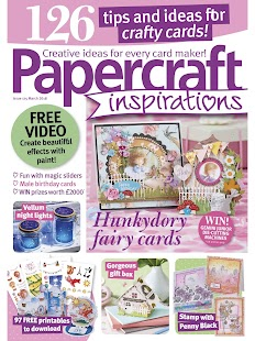 Papercraft Inspirations- screenshot thumbnail
