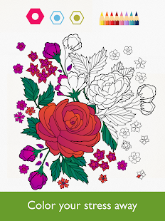 Colorfy - Coloring Book Free Screenshot