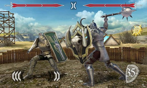 Mortal Blade 3D Screenshot