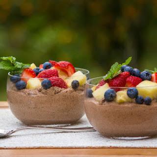 Dietary Chocolate Dessert