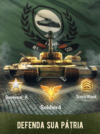 War Machines Jogo de Tanques